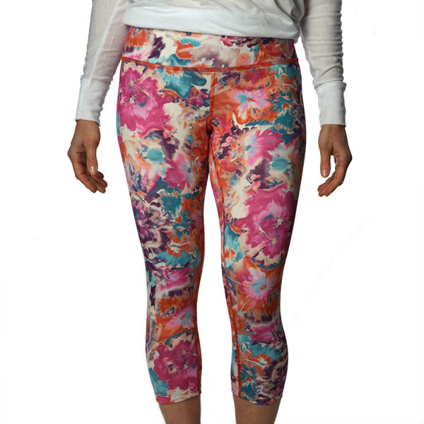 Bloom Crop Bottoms from Liquid Bliss