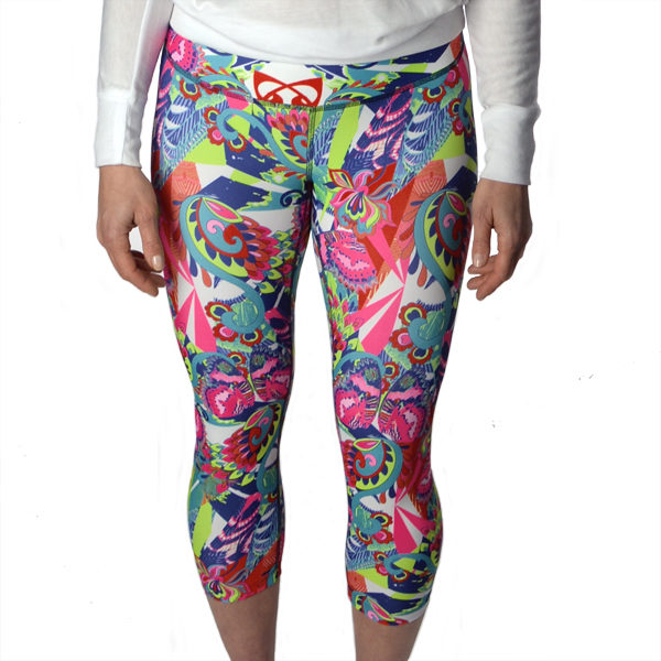 Illuminate Crop Bottoms Yoga Pants