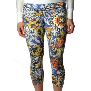 Monarch Crop bottoms yoga pants by Liquid Bliss