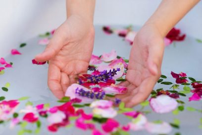 Create a Self Care Ritual This Holiday